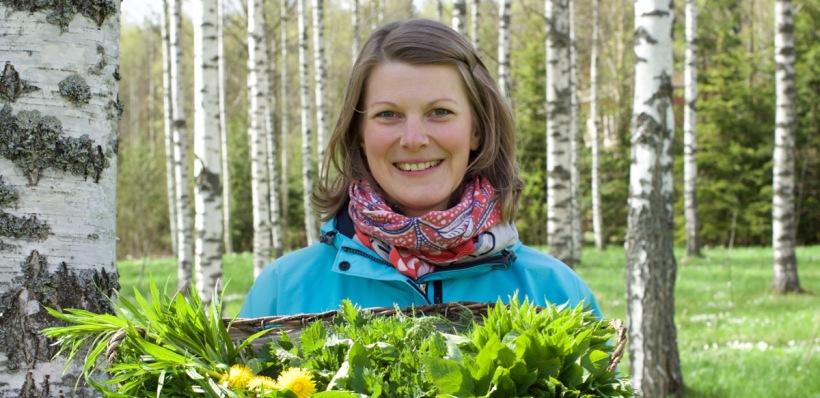 Kaisa Vermasheinä Kuva: Sari Mattsson