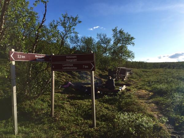 Härkävaaran nuotiopaikka