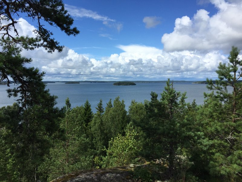 Mielipaikka korkea kallio. Kuva: Kaisa Vermasheinä / Juuret maassa
