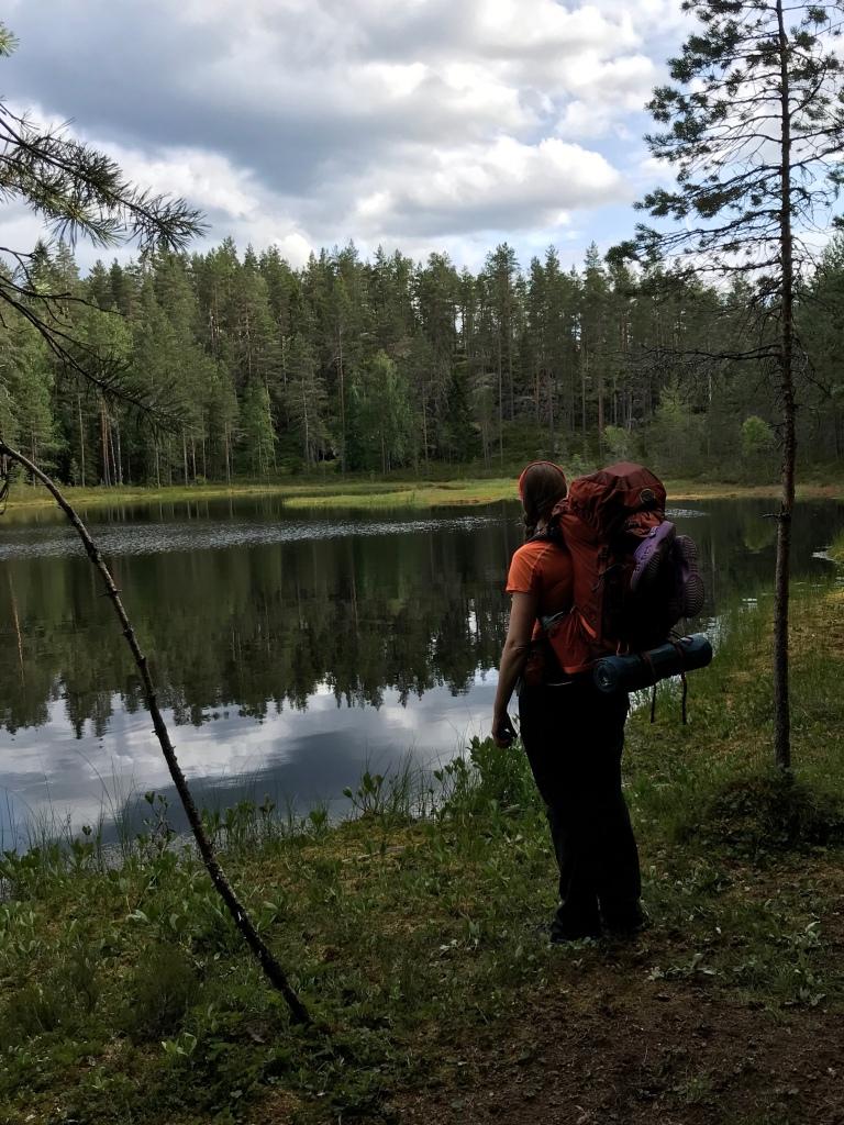 Isojärven kansallispuisto. Kuva: Kaisa Vermasheinä, Juuret maassa