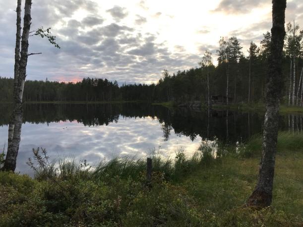 Vahterjärvi. Kuva: Kaisa Vermasheinä, Juuret maassa
