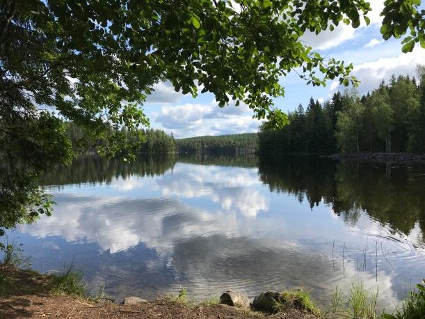 Isojärvi. Kuva: Kaisa Vermasheinä, Juuret maassa